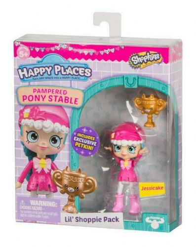 Happy Places Lil Shoppie Pack Jessicake